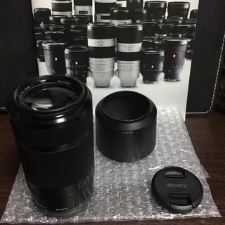 SONY - 人気のブラック★SONY★ミラーレス一眼★望遠レンズE55-210mm