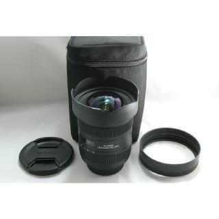 シグマ(SIGMA)のニコン用 12-24mm F4.5-5.6 II DG HSM 1057(レンズ(ズーム))