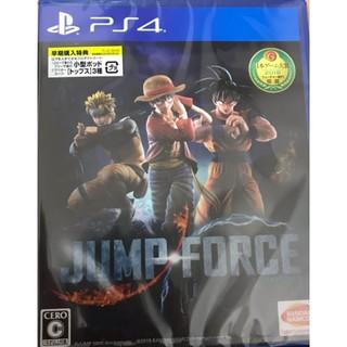 PlayStation4 - PS4 JUMP FORCE ジャンプフォース