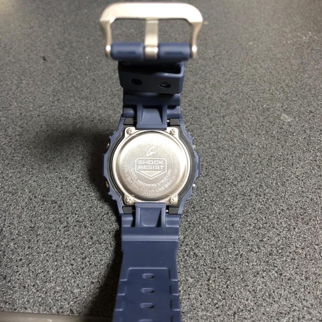 a99ae9d7ca G-SHOCK - CASIO G-SHOCK 3159JA 時計 ネイビーの通販 by k|ジー ...