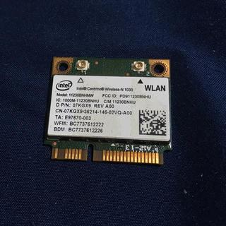 デル(DELL)のIntel® Centrino® Wireless-N 1030(ノートPC)