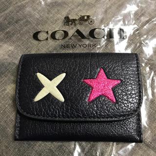 COACH - 新品 COACH カードケース 小銭入れ