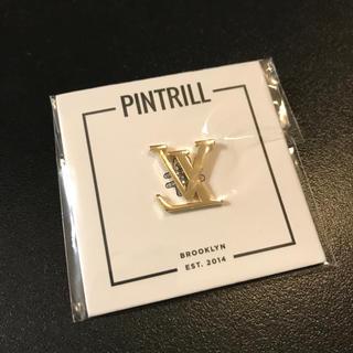 """ルイヴィトン(LOUIS VUITTON)の新品 PINTRILL """"PIN"""" Pin(その他)"""