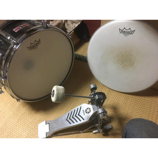 Yamaha ペダル スネア セット(スネア)