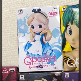 qposket アリス スペシャルカラー 未開封 不思議の国のアリス(キャラクターグッズ)