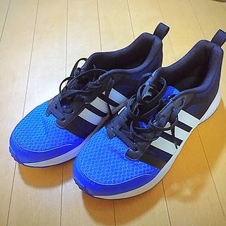 アディダス(adidas)のアディダス ランニングシューズ 未使用 27.5(ランニング/ジョギング)