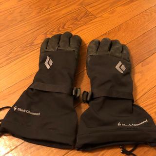 ブラックダイヤモンド(Black Diamond)のZook9005さん専用ブラックダイアモンド 手袋(登山用品)