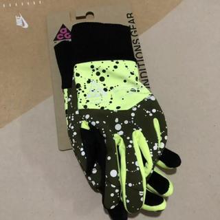 ナイキ(NIKE)のナイキ ACG グローブ XS アクロニウム エロルソン・ヒュー(手袋)