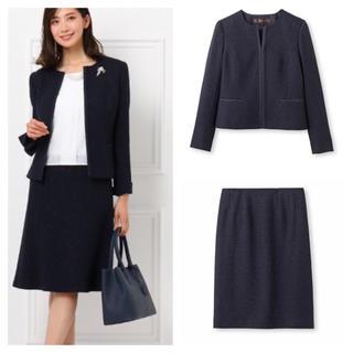 ReFLEcT - ★新品★ L リフレクト ジャケット スカート セットアップ 濃紺