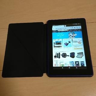 fireHD7タブレット 16GB ブルー(タブレット)