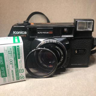 コニカミノルタ(KONICA MINOLTA)のkonica C35 MFD コニカ フィルムカメラ(フィルムカメラ)