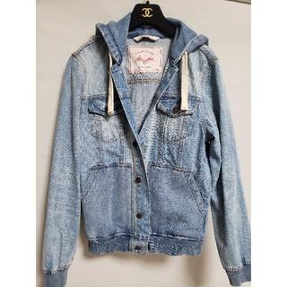 ZARA - ZARA デニムコートジャケット 人気の商品です