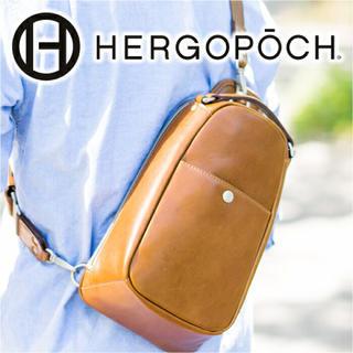 エルゴポック(HERGOPOCH)の HERGOPOCH エルゴポック  ショルダーバッグ ボディバッグ(ボディーバッグ)