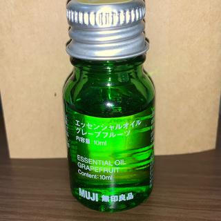 ムジルシリョウヒン(MUJI (無印良品))の無印良品 エッセンシャルオイル グレープフルーツ(アロマオイル)