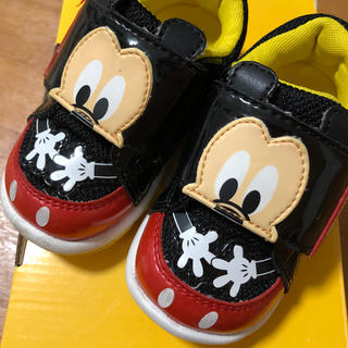 ディズニー(Disney)の★ ディズニー ★ ミッキー スニーカー 13 ㎝(スニーカー)