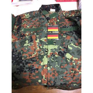 値下げ!【未使用】ドイツ軍迷彩服 Mサイズ上下(戦闘服)