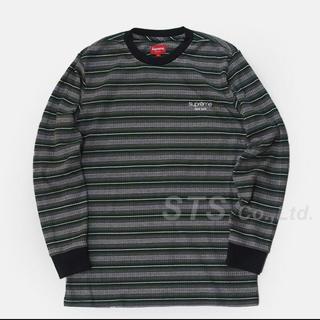 Supreme - supreme  ribbed knit stripe top