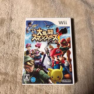 Wii - 大乱闘スマッシュブラザーズX スマブラ Wii