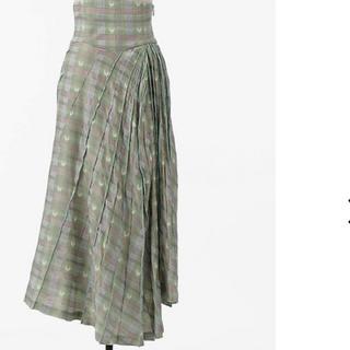 マメ(mame)のmame スカート(ロングスカート)