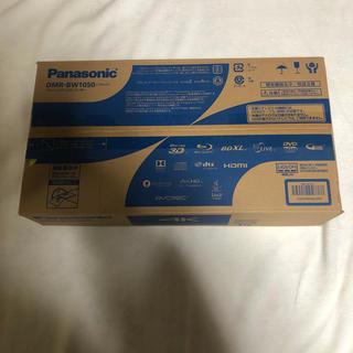 パナソニック(Panasonic)のシャーク様専用  [新品未開封]パナソニックブルーレイDMR-BW1050(ブルーレイレコーダー)