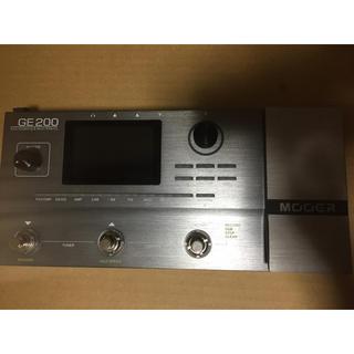 ボス(BOSS)のMOOER GE200(エフェクター)