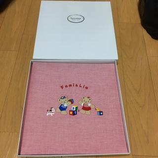 familiar - 新品 familiar アルバム 出産祝い