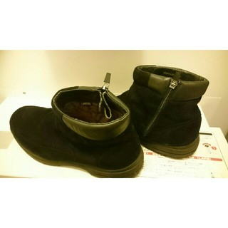 マドラス(madras)の【GORETEX MADRAS WALK】ブーツ ブラック 黒(ブーツ)