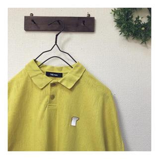 ネネット(Ne-net)のパン刺繍入りポロシャツ(ポロシャツ)