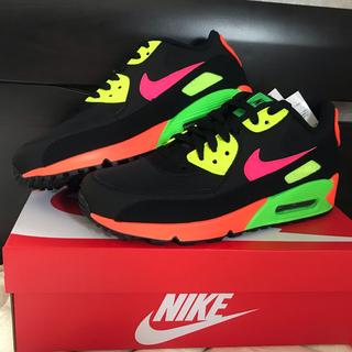 NIKE - Nike ナイキ エアーマックス 90 ネオン