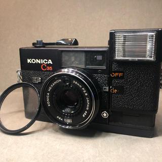 コニカミノルタ(KONICA MINOLTA)のkonica C35コニカ フィルムカメラ(フィルムカメラ)