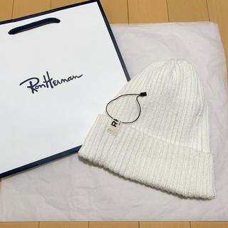 Ron Herman - RHC ロンハーマン ビーニー キャップ ニット帽 帽子 ronherman