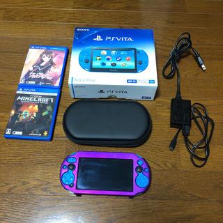 PlayStation Vita - 美品 PS VITA 2000 ZA23 32㎇ メモリーカード付き