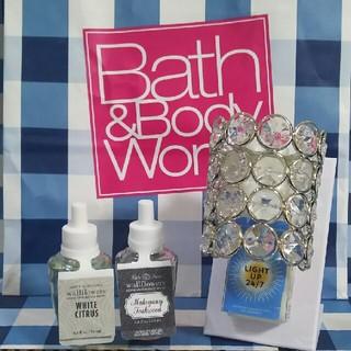 バスアンドボディーワークス(Bath & Body Works)のうた様専用 バスアンドボディワークス ウォールフラワー プラグ&リフィル(アロマポット/アロマランプ/芳香器)