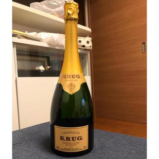 クリュッグ(Krug)のクリュッグ グランド キュヴェ シャンパン 辛口 白750ml(シャンパン/スパークリングワイン)