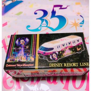 ディズニー(Disney)の品切れ ディズニー 35周年 トミカ ディズニー セレブレイト リゾート ライン(キャラクターグッズ)
