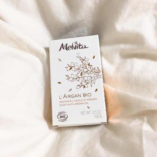 メルヴィータ(Melvita)のMelvita アルガンビオオイルインソープ(ボディソープ / 石鹸)
