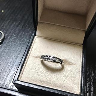 クロムハーツ(Chrome Hearts)のクロムハーツダガーリングダイヤパヴェ(リング(指輪))