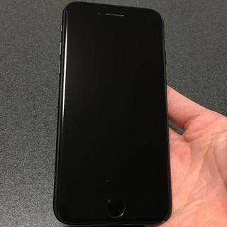 アイフォーン(iPhone)の即購入OK iPhone7 128GB docomo matblack(スマートフォン本体)