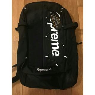 Supreme -  Supreme 2017ss Backpack 国内確実正規品 新品 未使用