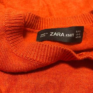 ZARA - ザラ ニット ノースリーブ