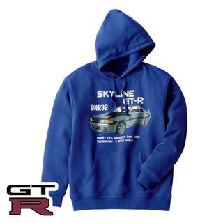 ニッサン(日産)のNISSAN 日産 スカイライン SKYLINE GT-R BNR32 パーカー(パーカー)