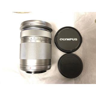 オリンパス(OLYMPUS)のほぼ新品 OLYMPUS M.ZUIKO ED 40-150mm(レンズ(ズーム))