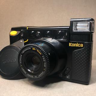 コニカミノルタ(KONICA MINOLTA)のkonica mr.70 フィルムカメラ コニカ(フィルムカメラ)