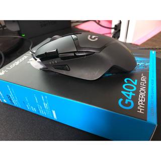 Logicool ゲーミングマウス g402