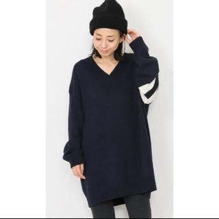 DEUXIEME CLASSE - Deuxieme Classe Vネックセーター