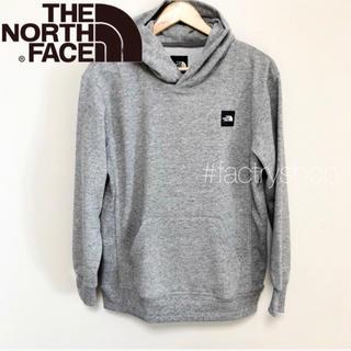 THE NORTH FACE - 最安値❗️ノースフェイス ボックスロゴパーカー グレー Mサイズ