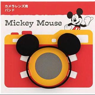 ディズニー(Disney)のカメラレンズ用バンド ディズニーストア ミッキー(その他)