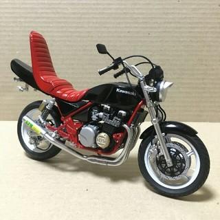 アオシマ(AOSHIMA)のゼファー400 プラモデル 完成品(模型/プラモデル)