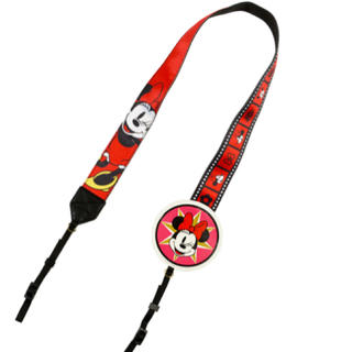 ディズニー(Disney)のカメラストラップ ミニーマウス ディズニーストア(その他)