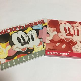 ディズニー(Disney)のディズニー ポストカードブック(写真/ポストカード)